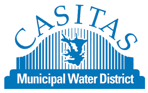 Casitas Municipal Water District Logo Whisenhunt Communications