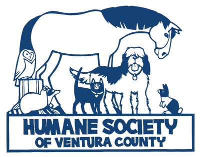 Humane Society of Ventura County Logo - Whisenhunt Communications