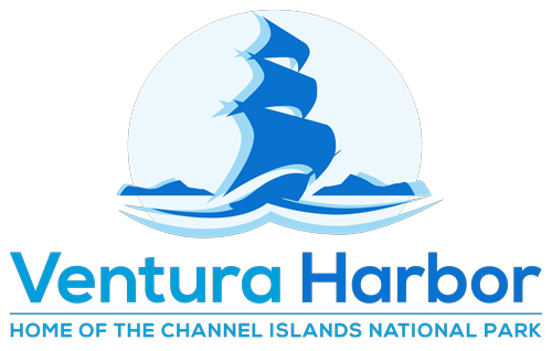 Ventura Harbor, Ventura Port District Logo Whisenhunt Communications