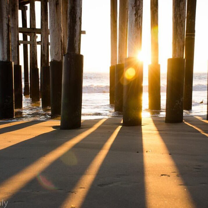 Ventura Pier by Brendan Daly of Whisenhunt Communications PR and Marketing Firm